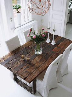 tavolo in ferro legno - Cerca con Google   Meu favoritos   Pinterest ...