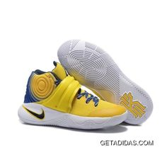 pick up 64da0 9d4ba Nike Kyrie 2 Women s Shoes Yellow White Basketball Shoes For Sale, Price    96.64 - Adidas Shoes,Adidas Nmd,Superstar,Originals