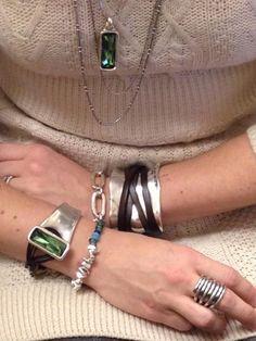Jewelry by Uno de 50.