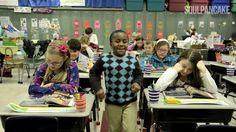 Fun Kid President's Harlem Shake