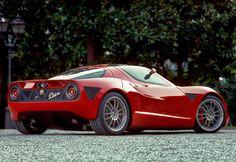 2006 Alfa Romeo Diva Espera Sbarro - specifications, photo, price, information, rating