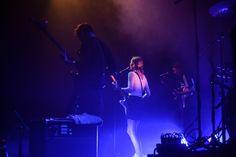 Pumarosa - A vibrant performance by Pumarosa. Live Music, Photo Credit, Vibrant, Concert, Concerts