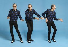 Jeff Goldblum has been promoting his new movie Thor: Ragnarok and has been delivering in photo shoot after photo shoot.