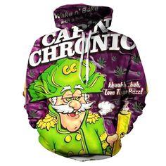 Cap'n Chronic Hoodie
