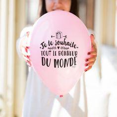 Joyeux Anniversaire ballon @bonjourbibiche