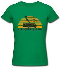 Breaking Bad RV Cooking T-Shirt