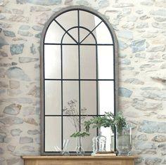Miroir en bois H 146 cm SAINTE-MAXIME