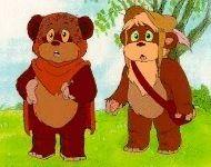The Ewoks... pechawawa!!