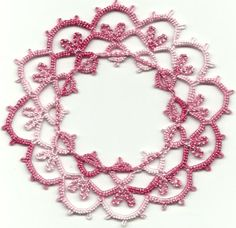 This is a pattern from 1921 by Tina Frauberger and the instructions for it were modernised by Francis Burgess.