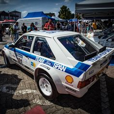 History Will Repeat Itself In Monte-Carlo When This Porsche 924 Turbo Returns In 2019 Ford Motorsport, Porsche 924, Ford Escort, Rear Wheel Drive, Rally Car, Monte Carlo, Audi Quattro, Car Parking, Peugeot