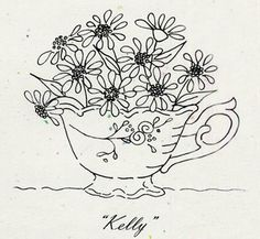 "Tea Party ""Kelly"" Pattern"