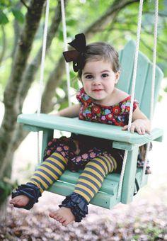 Baby swing toddler swing handmade swing tree wooden toy christmas birthday seat belt porch hammmade.com Hammmmade on Etsy, $175.00