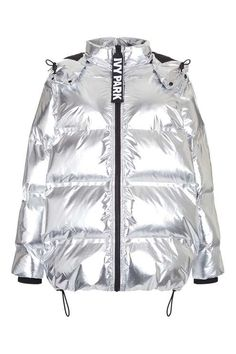 Oversized Bonded Puffer by Ivy Park