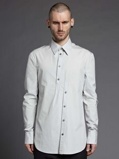 Carol Christian Poell - Cotton dead end shirt