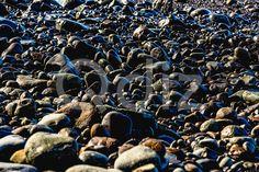 Qdiz Stock Photos | Stones on the beach coast,  #beach #black #coast #ocean #sea #shore #stone