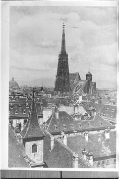 Vienna 1900 Old Pictures, Old Photos, Street Photography, Nature Photography, Postcards For Sale, Vintage Postcards, City People, Good Old Times, World Cities