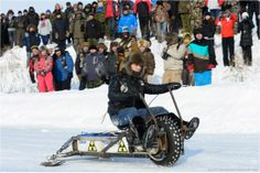 snowdogs course de motos neige customs 6   Snowdogs   course de motos neige customs   tuning photo neige moto image custom