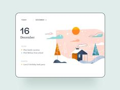 In User Interaction (UI Design), Animation (interaction) plays very important role for making good User Experience. This animation is designed for calendar. Ios App Design, Design Android, Ui Design Mobile, Dashboard Design, Dashboard App, App Ui, Mobile Ui, Ui Ux, Interaktives Design