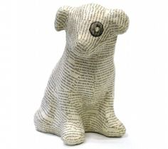 Dog Papier Mache Book Print | Product Gallery | Aid to Artisans