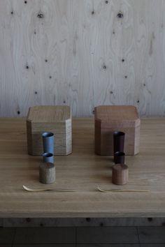 明日から「はじめての茶箱」展、 - 苦味に走らない、辛さに逃げない。 Japanese Store, Asian Kitchen, How To Make Tea, Tea Ceremony, Spoons, Utensils, Arts And Crafts, Woodworking, Drink