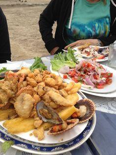 Jalea y Ceviche  Why I Love Peru