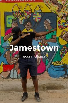 See what life is like in Jamestown, Accra, Ghana, in these beautiful photos. Ghana Travel, Africa Travel, Countries To Visit, Cool Countries, Beach Trip, Vacation Trips, Ghana Empire, Ghana Culture, Accra