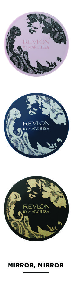 Revlon by Marchesa Mirror Compacts - I have the black one, now I need to get the Purple and Blue to finish the collection! :)