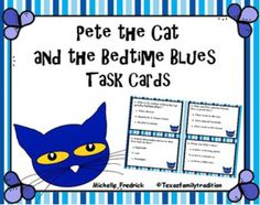 To use this resource, print the cards on cardstock and laminate for durability. Provide a copy of the book for students to read. This resource can be used for early finishers or placed in a literacy center.