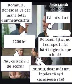 "Broscuta Vesela on Instagram: ""😂😂😂"" Funny Moments, Funny Things, Funny Texts, Haha, Humor, Memes, Instagram, Depressed, Romania"