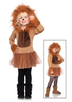 She can be the queen of beasts in this Child Cuddly Lion Costume! It's great for Halloween or for any zoo or safari-themed costume event. Purim Costumes, Toddler Costumes, Family Costumes, Disney Costumes, Cool Costumes, Adult Costumes, Lion Halloween Costume, Tiger Costume, Halloween Costumes For Girls