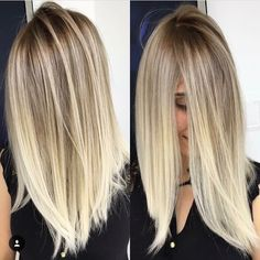 """6,361 Likes, 30 Comments - Dope Hair  Hairstyles Boston (@imallaboutdahair) on Instagram: """"Blonde Goals  @kelvelin """""""