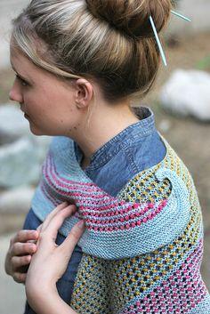 Ravelry: Skipping Dots pattern by Amanda Rios