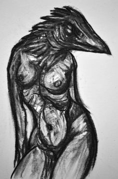 Wanted to play with pure gesture on this one, letting the anatomy take the back seat, so basic form and such is way off, it's all about the flow of the figure and shapes that builds it. Back Seat, Surreal Art, Surrealism, Anatomy, Flow, Shapes, Let It Be, Pure Products, Drawings