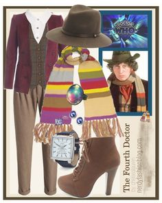 """""""The Fourth Doctor 