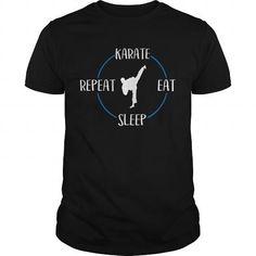 Karate, Eat, Sleep, Repeat