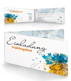 Einladungskarte online günstig bedruckt kaufen. #einladungskarte #kartekaufen #kartendesign
