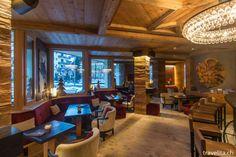 Bär's Lounge in the Hotel Piz Buin | Klosters, Switzerland