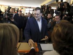 """Revista El Cañero: Rajoy: """"España será lo que los españoles quieran q..."""