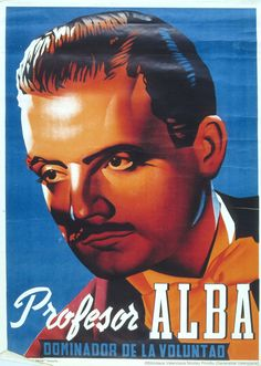 Professor Alba :dominator will, Anonymous, 1900-1950. Biblioteca Valenciana Digital, Bivaldi. Public Domain.