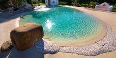 piccole piscine interrate biodesign - Cerca con Google