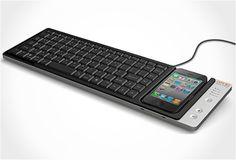 wow keys iphone keyboard dock