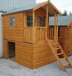 dog kennel home