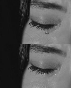 ❤Miss αesɦ ❤ Sadness Photography, Sad Girl Photography, Emotional Photography, Eye Photography, Crying Pictures, Eye Pictures, Girly Pictures, Crying Eyes, Crying Girl