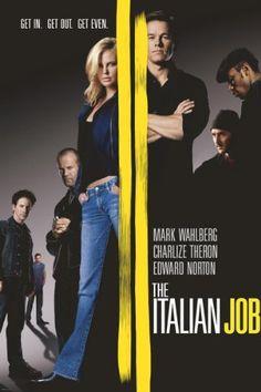Amazon.com: The Italian Job (2003): Mark Wahlberg, Charlize Theron, Donald Sutherland, Jason Statham: Movies & TV