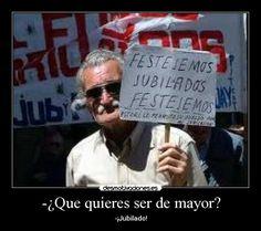 Vino y girasoles...: Los jubilados españoles ya disfrutan del aumento d...