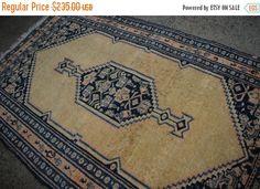 40% OFF SALE Antique Khotan Yarqandi Carpet by TEKKARUG on Etsy