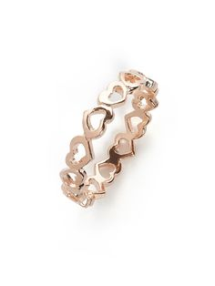 so cute - our Bing Bang eternity heart ring!