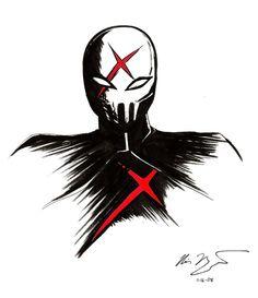 The Red X by RyouKazehara.deviantart.com on @DeviantArt