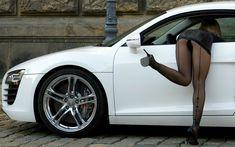 #Audi R8