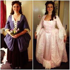 Transforming Cinderella Dress